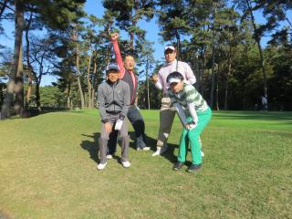 第12回TBK親睦チャリティーゴルフコンペ